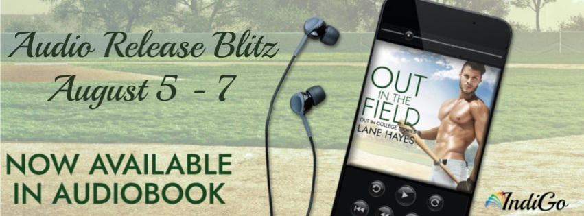 Lane Hayes - Out in the Field Audio RB Banner