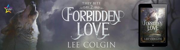 Lee Colgin - Forbidden Love NineStar Banner