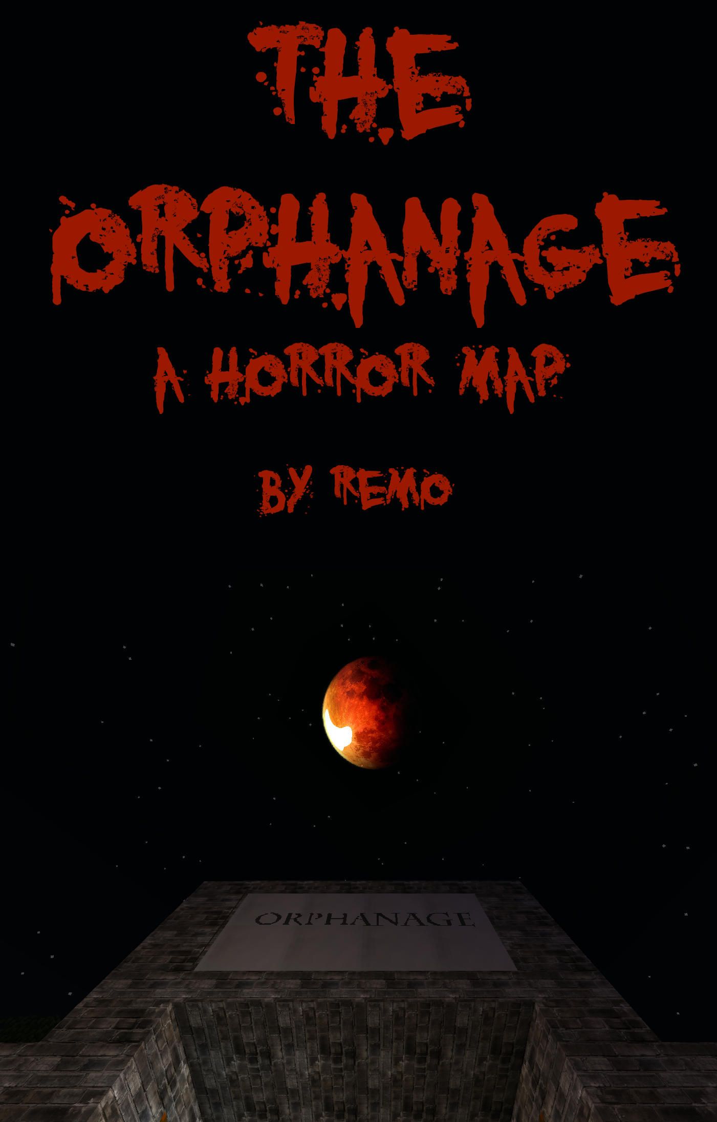 The Orphanage I The Scariest Map Ever Made Horror A - Minecraft maps 1 11 2 horror