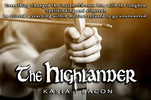 Kasia Bacon - The Highlander Banner