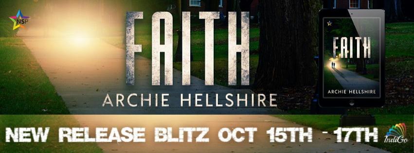 Archie Hellshire - Faith RB Banner