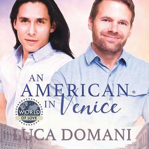Luca Domani - An American in Venice Square