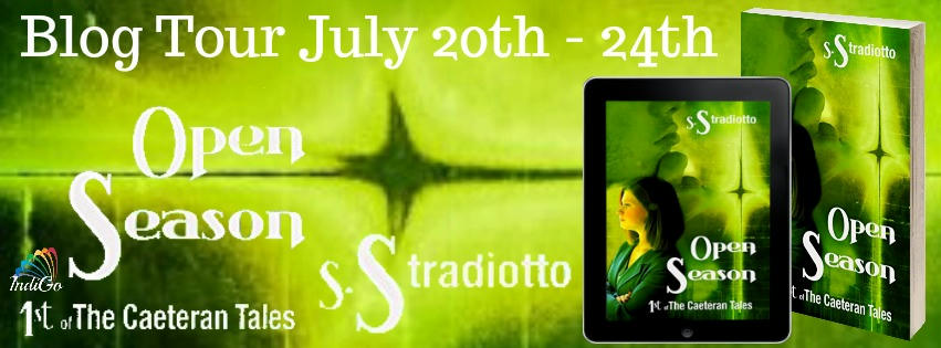 Susan Stradiotto - Open Season Tour Banner