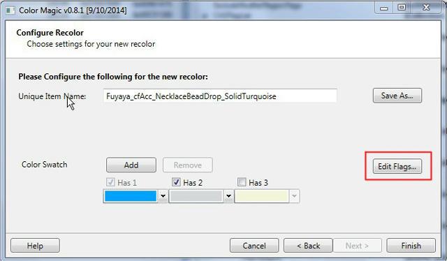[Intermediaire]  S4PE - Modifier les informations de type catégories (flags) et couleurs (swatchcolor) d'un package Crc9ntk57x0mb996g