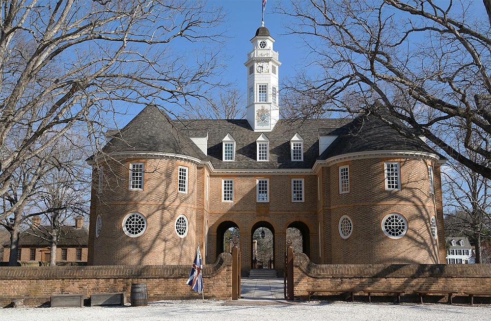 Virginia Colonial Capitol Building