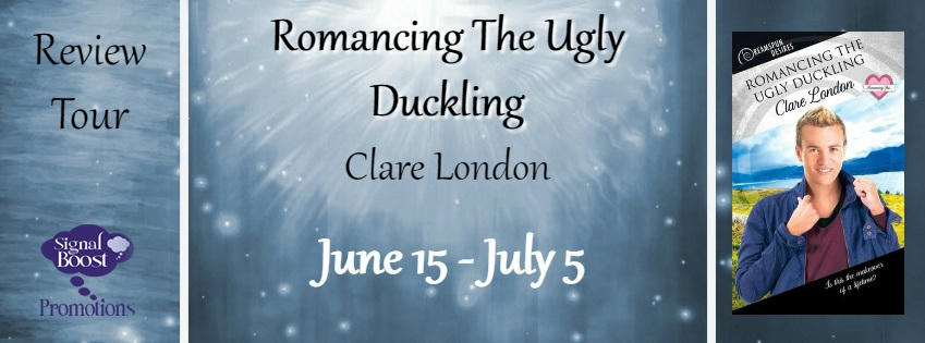 Clare London - Romancing the Ugly Duckling RTBanner