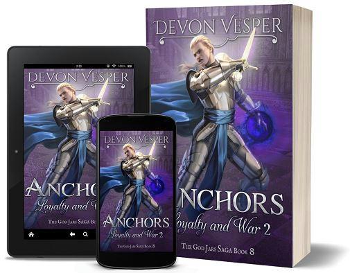 Devon Vesper - Anchors 3d Promo