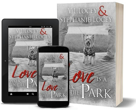 V.L. Locey & Stephanie Locey - Love Is A Walk In The Park 3d Promo
