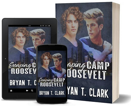 Bryan T. Clark - Escaping Camp Roosevelt 3d Promo