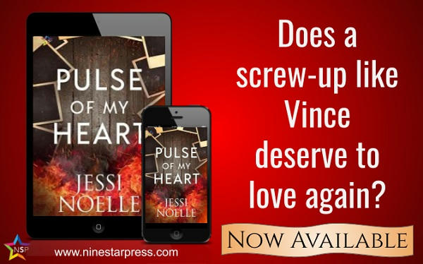 Jessi Noelle - Pulse of My Heart Now Available