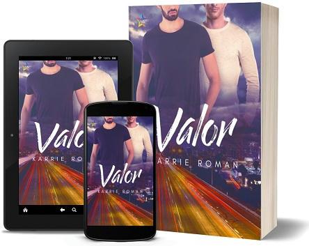 Karrie Roman - Valor 3d Promo