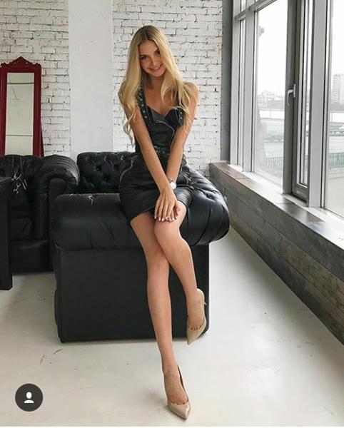 Полина Попова, Мисс Россия 2017 и новая богиня викингов