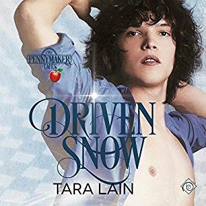 Tara Lain - Driven Snow Cover Audio