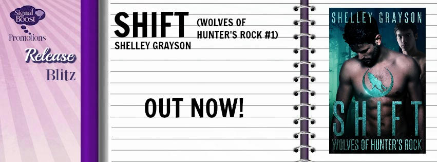 Shelley Grayson - Shift RB Banner
