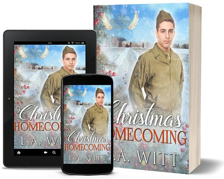 L.A. Witt - Christmas Homecoming 3d Promo