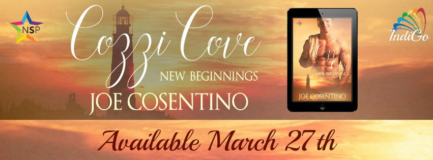 Joe Cosentino - New Beginnings RB Banner
