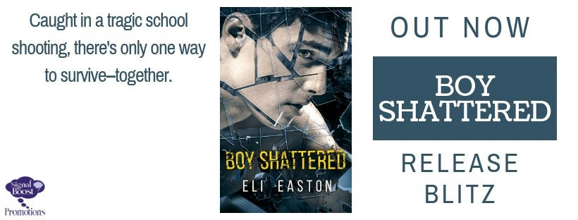 Eli Easton - Boy Shattered RBBanner