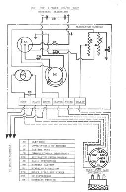 Another 61 restoration external rheostats or regulators there must be something inside the alternator i can check to confirm this does this mean that i dont need an avr asfbconference2016 Choice Image