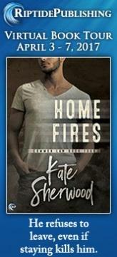 Kate Sherwood - Home Fires Badge