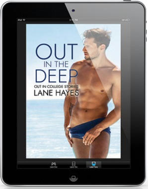 Lane Hayes - Out in the Deep 3d Cover