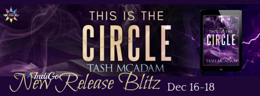 Tash McAdam - This Is The Circle RB Banner