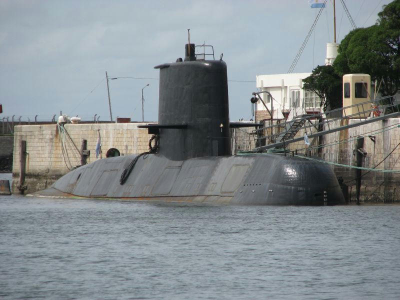 Explosión en el submarino ARA San Juan: Entre la bronca y la desolación