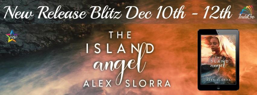 Alex Slorra - The Island Angel RB Banner