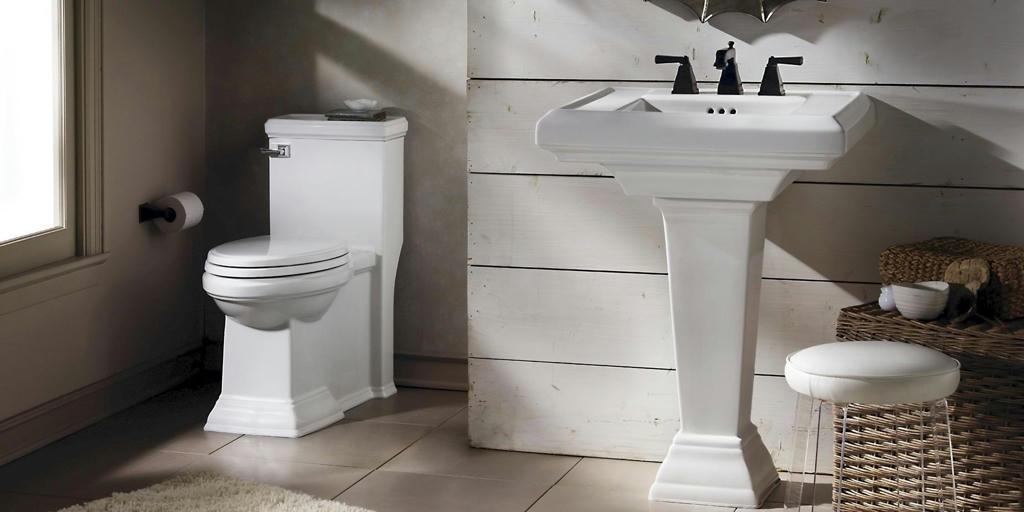 Toilets, Basins and Bidets