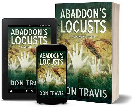 Don Travis - Abaddon's Locusts 3d Promo