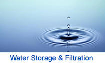 Water Storage & Filtration