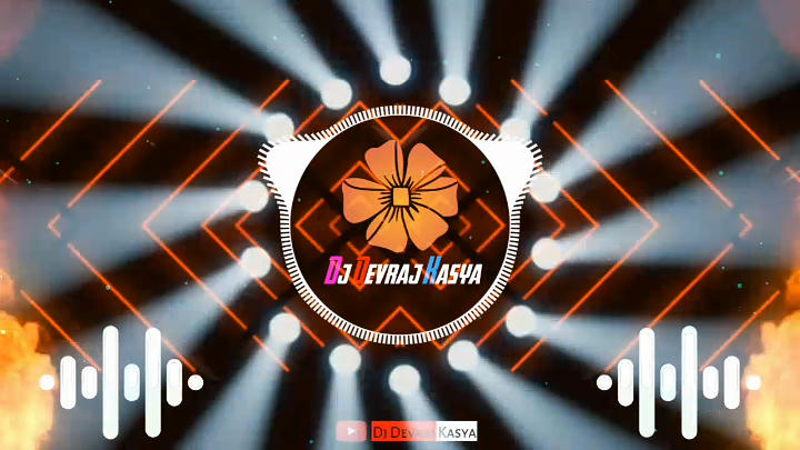 Top DJ Light Avee Player Template Download