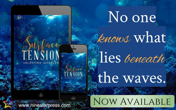 Valentine Wheeler - Surface Tension Now Available