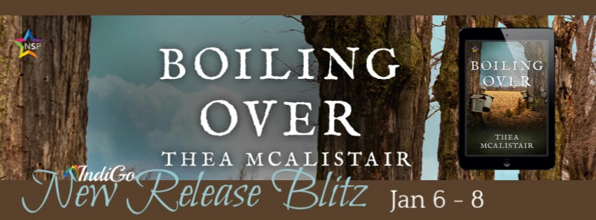Thea McAlistair - Boiling Over RB Banner