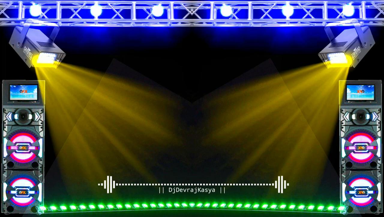 OP Full DJ Sharfi Light Avee Player Template Download