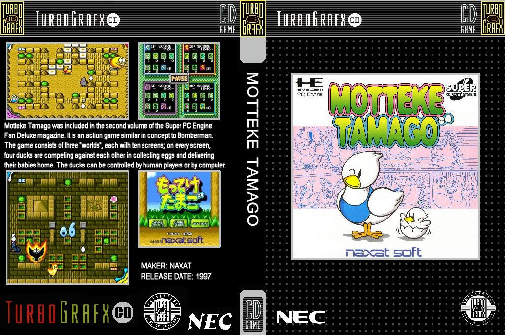 MF] Tgfx16 / PCE and TgfxCD / PCE CD English translated - Wii
