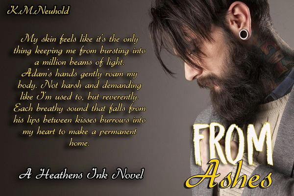 K.M. Neuhold - From Ashes Teaser 2