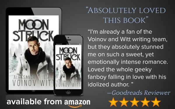 Aleksandr Voinov & L.A. Witt - Moonstruck Teaser