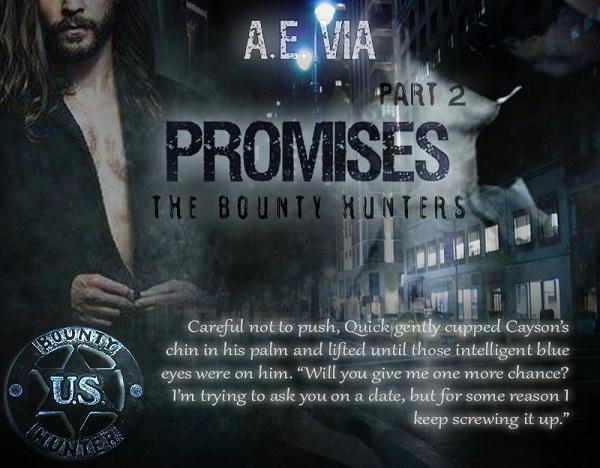 A.E. Via - Promises 2 Audio Promo 1