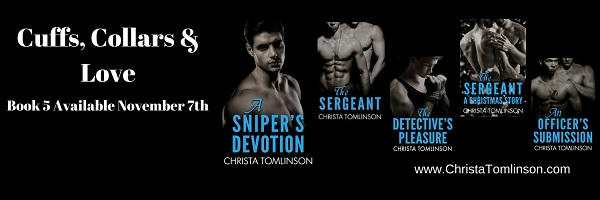 Christa Tomlinson - Cuffs. Collars & Love series banner 1