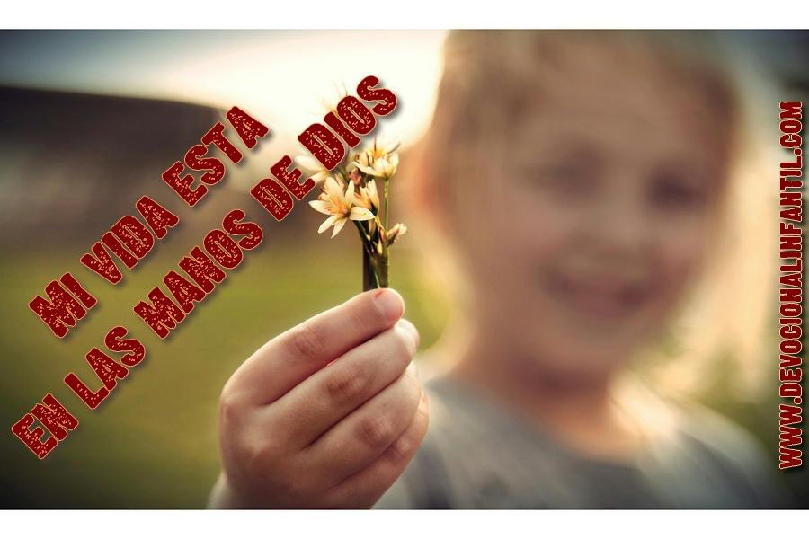 de nuestros pequeños para que cada día se empapen de la Palabra de
