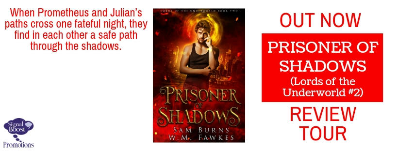 Sam Burns & W.M. Fawkes - Prisoner Of Shadows RTBANNER-27