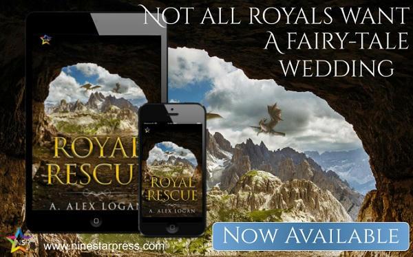 A. Alex Logan - Royal Rescue Now Available