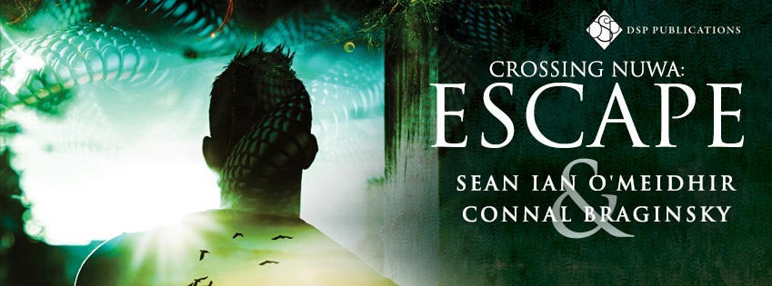 Sean Ian O'Meidhir and Connal Braginsky - Escape Banner