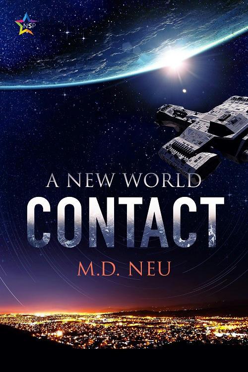 M.D. Neu - Contact Cover