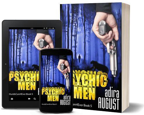 Adira August - Psychic Men 3d Promo