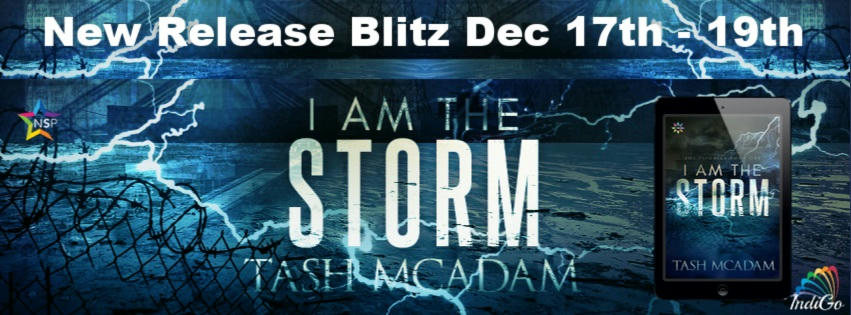 Tash McAdam - I am the Storm RB Banner