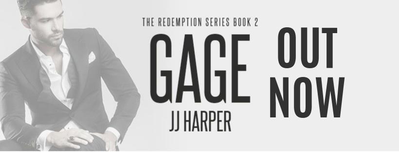J.J. Harper - Gage Banner