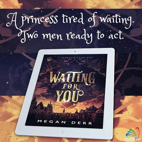 Megan Derr - Waiting for You Teaser