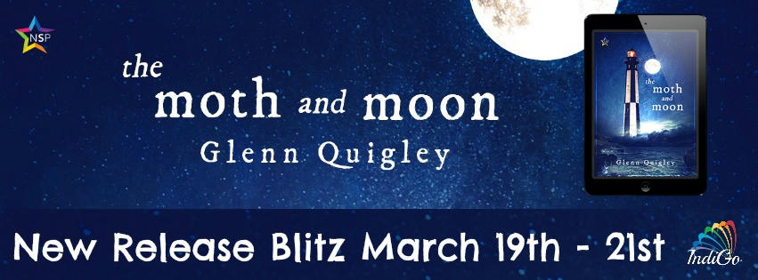 Glenn Quigley - The Moth and Moon Tour Banner