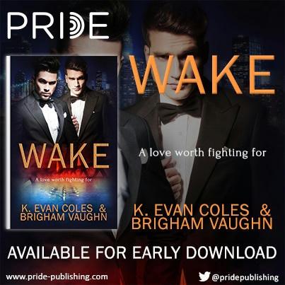 K. Evan Coles & Brigham Vaughn - Wake ED Banner